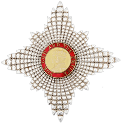 Knight Commander, Order of the British Empire
